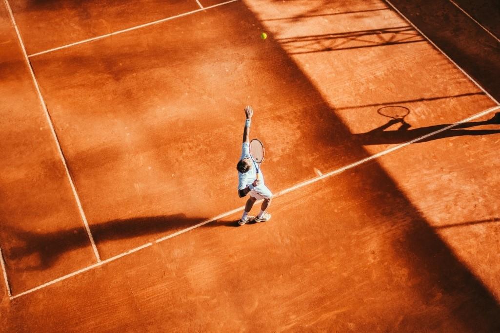 テニス 必勝法